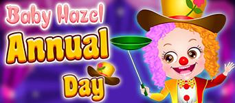 Baby Hazel Annual