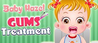 Baby Hazel Gums