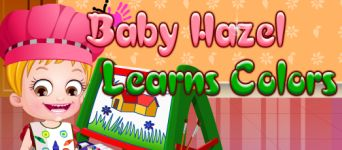 Baby Hazel Learns