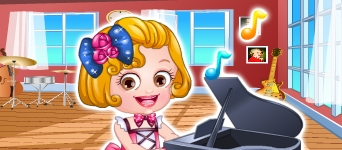 Baby Hazel Musician