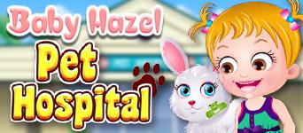 Baby Hazel Pet