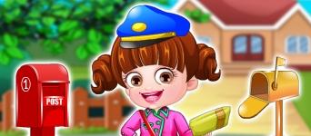 Baby Hazel Postwoman
