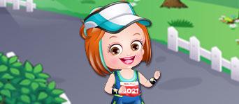 Baby Hazel Runner