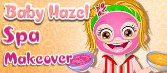 Baby Hazel Spa