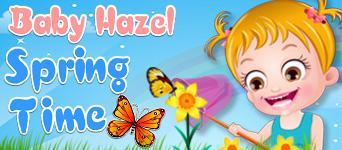 Baby Hazel Spring