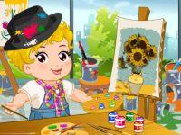 A Little Van Gogh