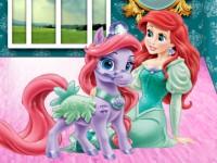 Ariel Seashell Palace Pets