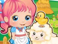Baby Alice Farm Life