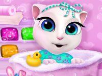 Baby Angela Naptime