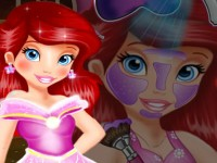 Baby Ariel Makeover
