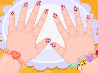 Bab Barbie Crazy Nails