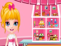 Baby Barbie Hobbies Doll House
