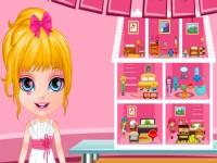 Baby Barbie Hobbies Doll House