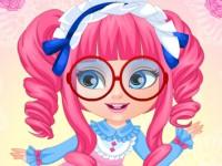 Baby Barbie Manga Costumes