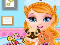 Baby Barbie Pet Hospital