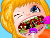 Baby Barbie Throat Doctor