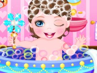 baby bathtub baby dress up games baby games. Black Bedroom Furniture Sets. Home Design Ideas