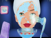 Baby Face Girl Makeover