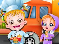 Baby Hazel Food Truck