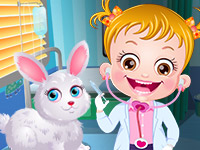 Baby Hazel Pet Doctor