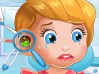 Baby Lizzie Ear Doctor