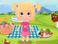 Baby Pink Picnic Time