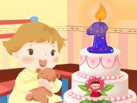 Babys First Cake