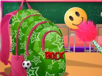 Backpack And Pen Design