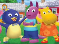 Backyardigans Coloring
