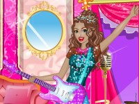 Barbie At Rock N Royals College