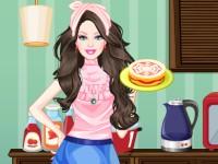 Barbie Chef Princess Dressup