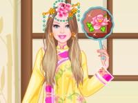 Barbie Chinese Princess Dress Up