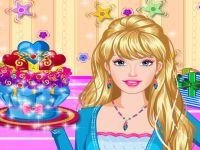 Barbie Cupcakes Decoration