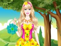 Barbie Enchanted Princess Dressup