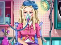 Barbie Flu Doctor