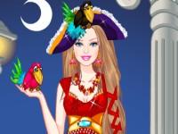 Barbie Halloween Princess Dress Up