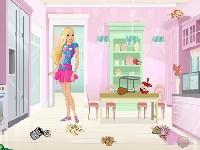 Barbie Prepare A Meal