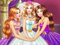 Barbie Princess Wedding