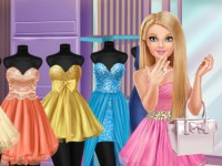 Barbie Shopping Day