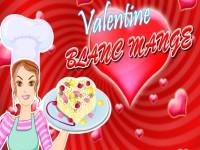 Barbie Valentine Blancmange