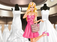 Barbie Wedding Shopping