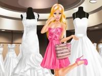 Barbie Wedding Shopping