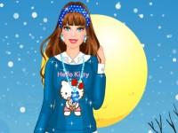 Barbie Winter Fashionista Dressup