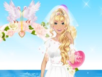 Barbies Personalized Wedding