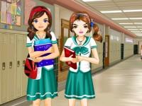 Best Friends In High School Dress