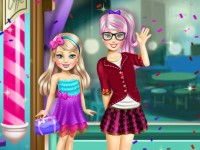 Candy Shop Magic Dress Up