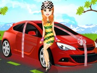 Chic Car Model