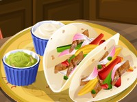 Chicken Fajitas Saras Cooking Class