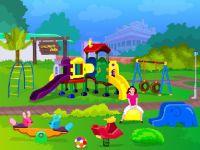 Childrens Park Decoration