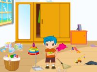 Childrens Room Cleanup